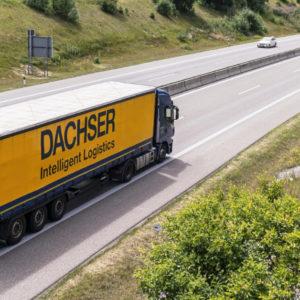 Auf der Straße zuhause: Die Dachser SE ist ein Familienunternehmen.
