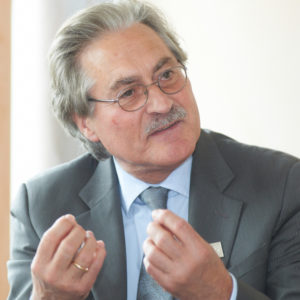 Brachte das Familienunternehmen an die Börse: Werner Utz.