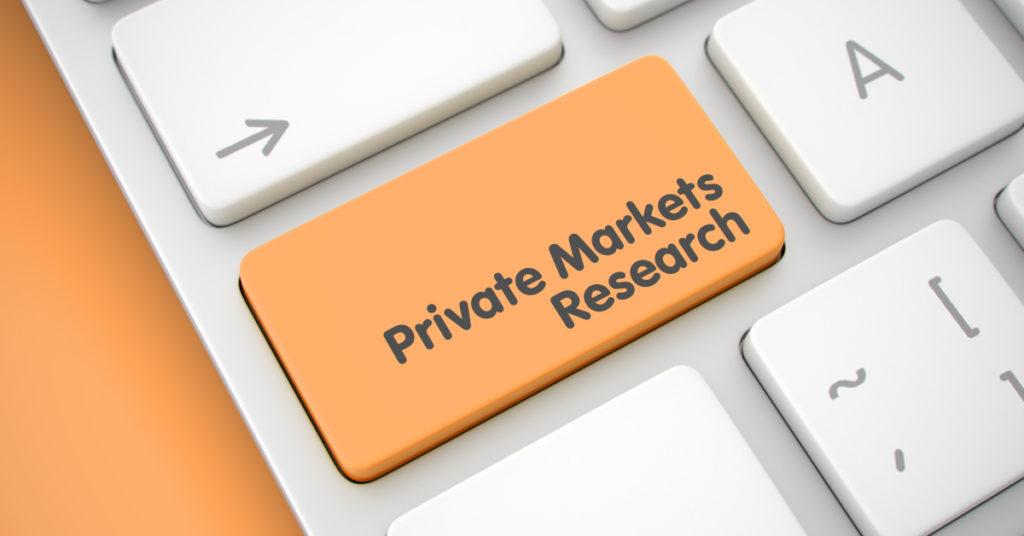 Private Markets Research wird immer wichtiger bei der Vermögensanlage