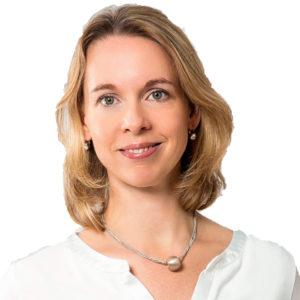 Katja Groß ist Teil des Vorstands von Fielmann