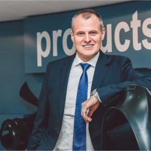 Thomas Nürnberger rückt bei ebm-papst in die Geschäftsführung auf.