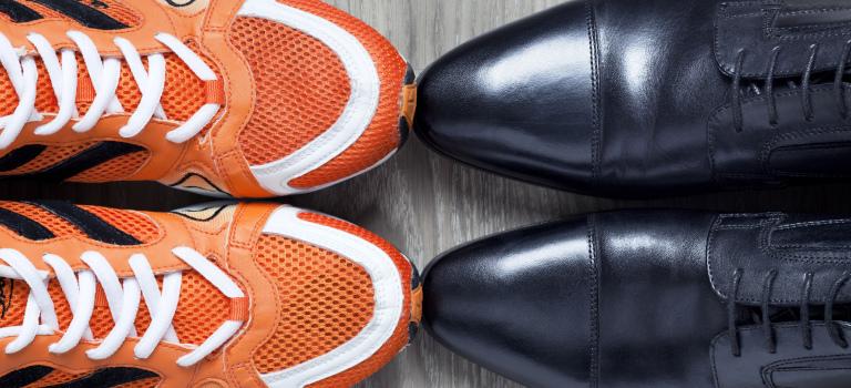 Wie wird ein Schuh draus oder welcher Schuh soll es sein? Im Beirat eines Unternehmens können Generationen aufeinandertreffen.