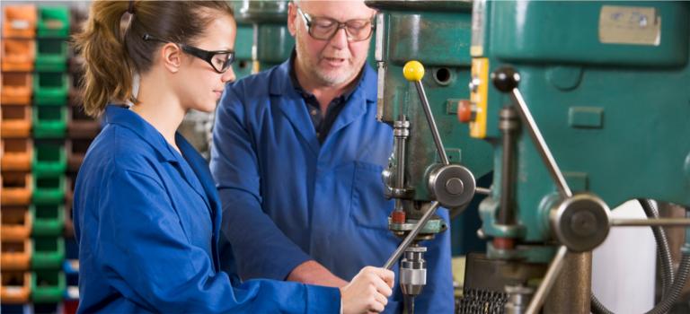 Fachkräftemangel: Ein Bild mit Seltenheitswert? Der Mittelstand hat Schwierigkeiten beim Recruiting von Fachkräften.