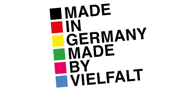 """Zunächst zögerlich, dann couragiert: 50 Familienunternehmen schlossen sich der Kampagne """"Made in Germany – Made by Vielfalt"""" von Timm Mittelsten Scheid an."""