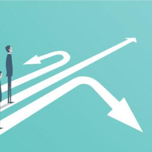 Wo wollen wir hin? Nach der Trennung vom Unternehmen stehen die meisten Familienunternehmer vor Grundsatzentscheidungen.