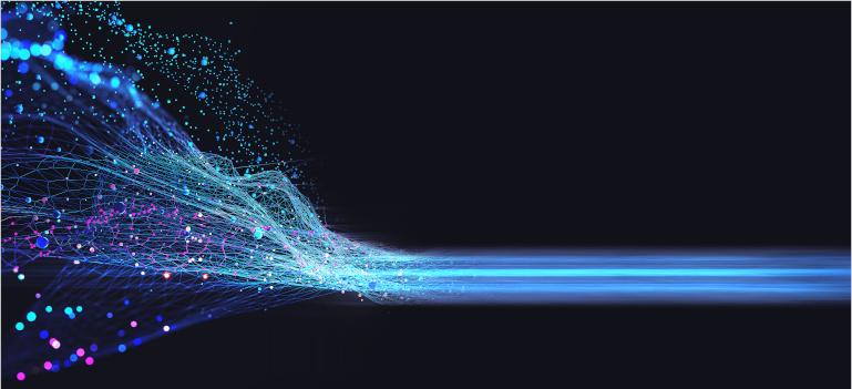 Ungeordnet kommt keine Energie zustande, aber wenn Daten zusammenfinden, kann es schnell nach vorne gehen. So auch bei den Entwicklungen um künstliche Intelligenz?