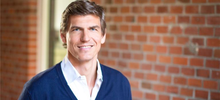 Philipp Pausder gründete 2012 zusammen mit Florian Tetzlaff und Kristofer Fichtner das Start-up Thermondo. Seitdem geht es für das junge Unternehmen im Heizungsmarkt steil bergauf.