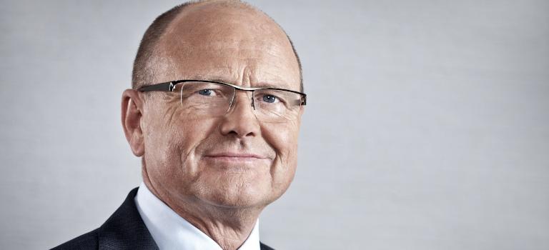 In dritter Generation war Jochen Stotmeister im Vorstand der AG. Mit der Umfirmierung wechselte er in den Aufsichtsrat von Sto.
