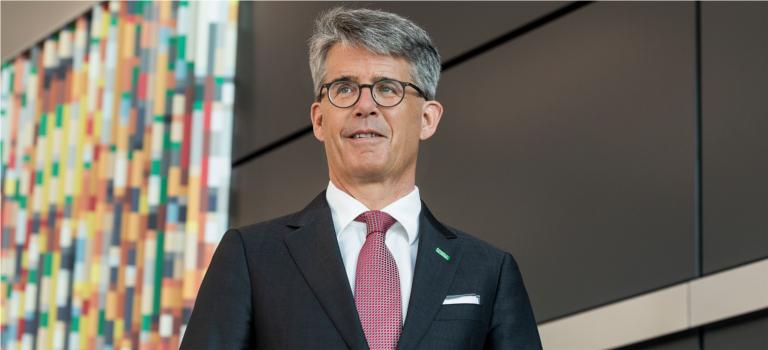 Thomas Fischer hat sich 2002 für das Familienunternehmen entschieden: als Vorsitzender des Aufsichtsrates.