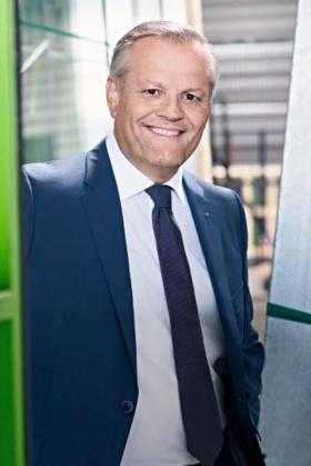 Andreas Engelhardt ist Geschäftsführer von Schüco und sucht Talente.