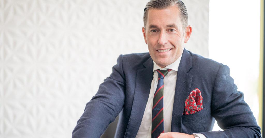 Dem Konstümhandel verbunden: Deiters Geschäftsführer Herbert Geiss