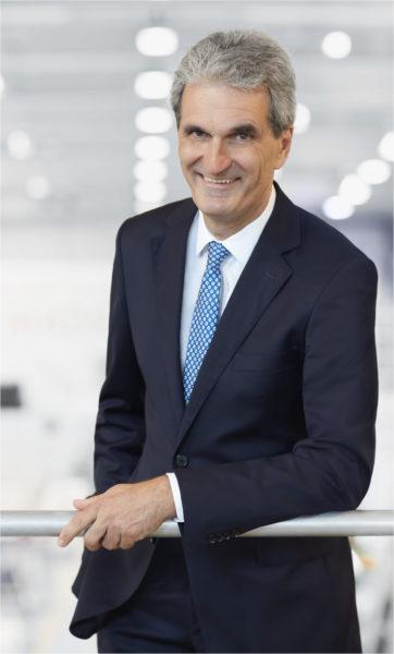Vom Investor ins Unternehmen: Klaus Winkler wechselte die Seiten.