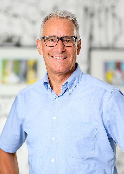 Peter Bürger prägte Vescon als CFO auf finanzieller Seite.
