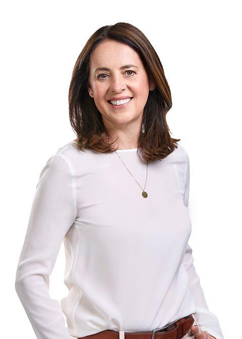Wickeltaschen zu Mode machen: Geschäftsführerin Claudia Lässig.