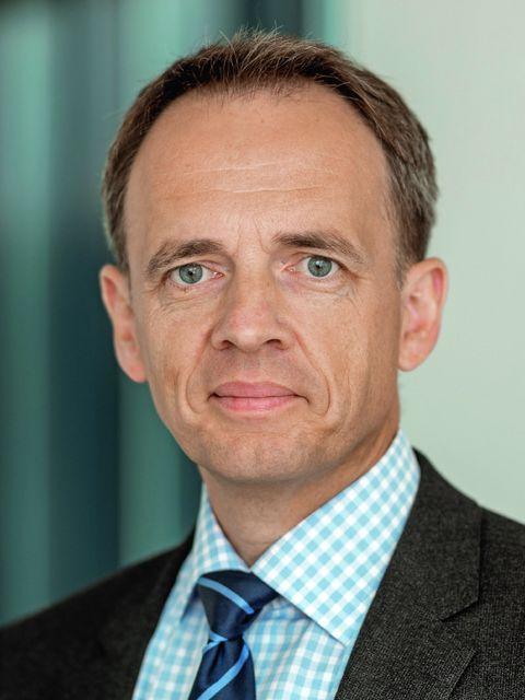 Steht für Kontinuität bei Groneweg: Markus Weddeling.