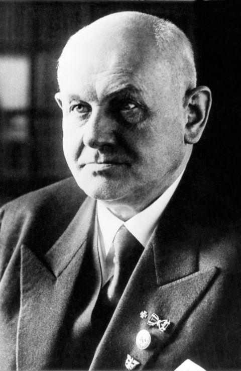 Heute umstritten, damals erfolgreich: Günther Quandt um das Jahr 1940.