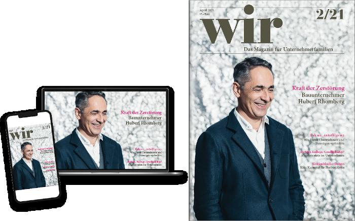 wir-Magazin - Mock-Up - Ausgabe 2-2021