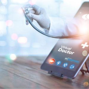 Wenn der Doktor digital nach Hause kommt: Viele Kapitalgeber investieren in Lösungen im Gesundheitswesen, die dabei nicht nur Rendite im Blick haben, sondern Impact schaffen