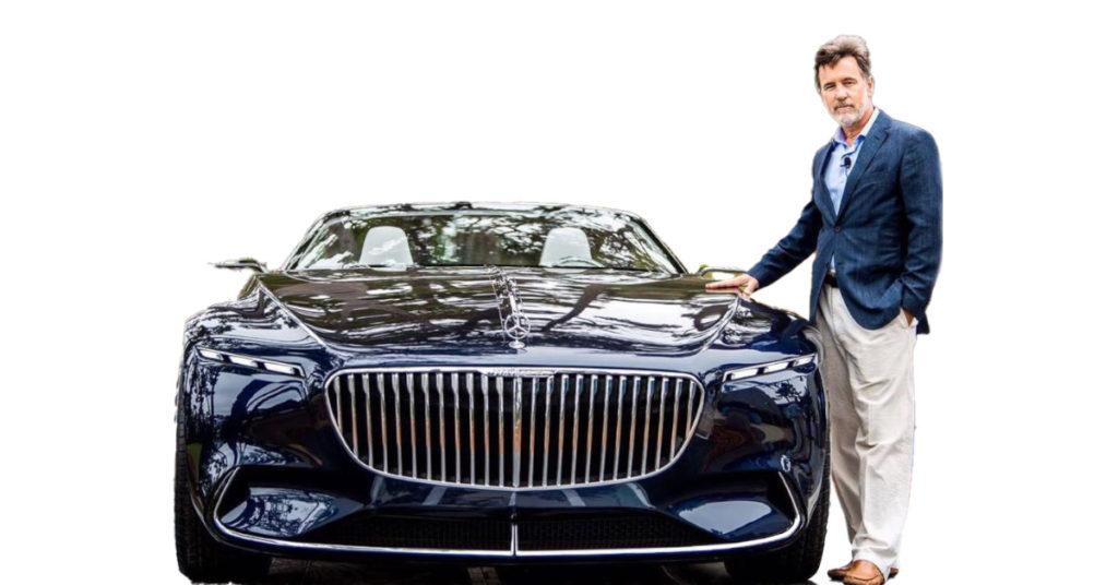 Ulrich Schmid-Maybach steht für Marke, Motoren und Mentoring.