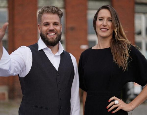 Experten für die vermögensverwaltende GmbH: Felix Schulte und Christine Kiefer haben die RIDE GmbH gegründet.
