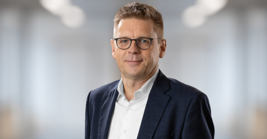 Mats Gökstorp übernimmt bei SICK