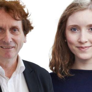 Prof. Dr. Michael Braungart lehrt und forscht zu Cradle to Cradle. Seine Tochter Nora Griefahn schafft Bewusstsein für C2C.