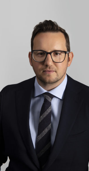 Seit 2019 Treasury-Chef bei MANN+HUMMEL: Dominik Paschinger.
