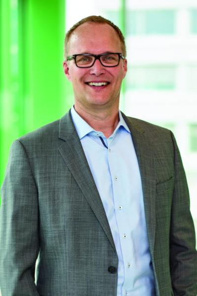 Gebündelte Cradle-to-Cradle-Erfahrung: Nils Rosenbaum von STABILO International.